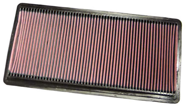 K&N Filter 33-2111 | K&N High Flow Air Filter; 1996-2004