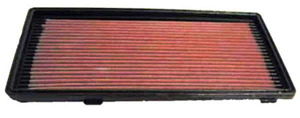 K&N Filter 33-2122: K&N Air Filter For Jeep Cherokee 2.5/4.0l 96-01