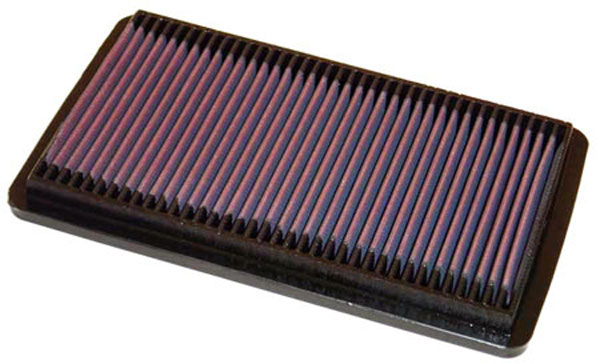 K&N Filter 33-2124 | K&N Air Filter For Honda Accord 2.3L L4; 1998-2003