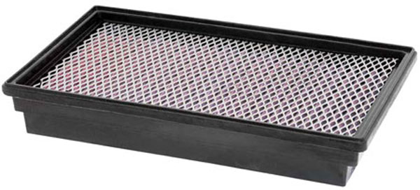 K&N Filter 33-2127: K&N Air Filter For Ford Van V8-7.3l Diesel; 95-99
