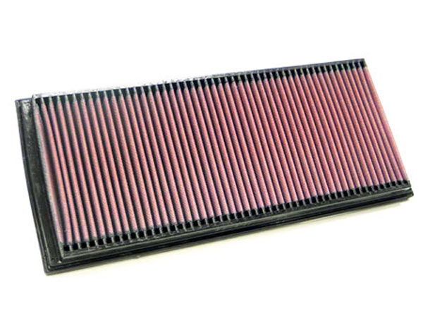 K&N Filter 33-2130: K&N Air Filter For Mercedes S320 L6-3.2l 1994-99