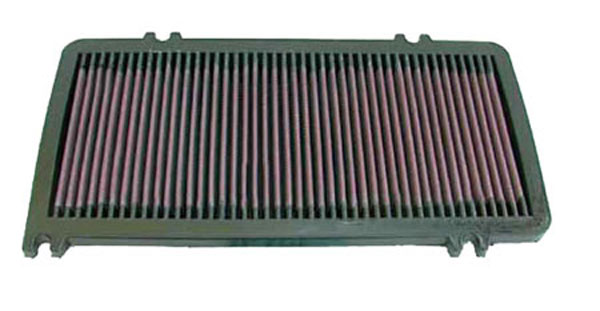 K&N Filter 33-2133 | K&N Air Filter For Honda Accord 3.0L / Acura Cl/tl 3.2L; 1998-2003