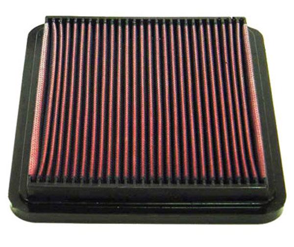 K&N Filter 33-2137 | K&N Air Filter For Lexus Gs400; 1998-2006