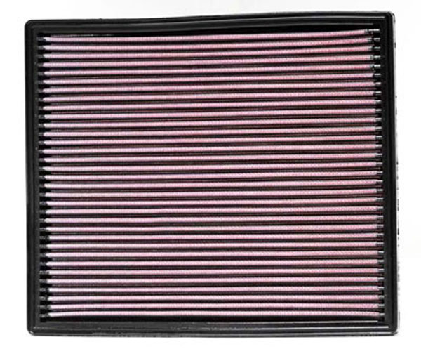 K&N Filter 33-2139: K&N Air Filter For Jeep Grand Cherokee 4.0/4.7l 99-04