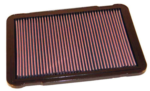 K&N Filter 33-2146: K&N Air Filter For Toyota Land Cruiser V8-4.7l; 1999-2000