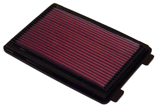 K&N Filter 33-2150: K&N Air Filter For Ford Taurus 3.0l 00-07 / 3.4l 98-99; Mer Sable 3.0l 00-05
