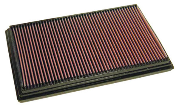 K&N Filter 33-2152: K&N Air Filter For Volvo S80 2.0 / 2.8 / 2.9l 98-05 / 2.4 / 2.5l 99-06