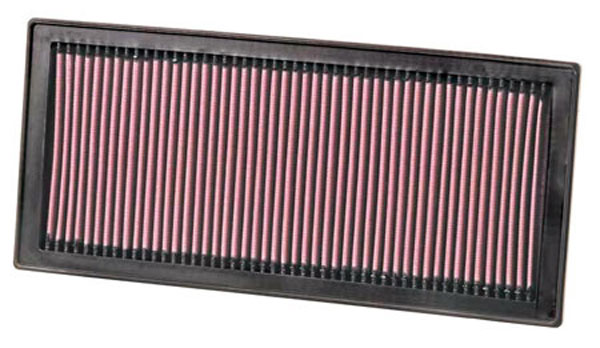 K&N Filter 33-2154: K&N Air Filter For Subaru Impreza 98-05 / Legacy 98-04 / Outback 00-04