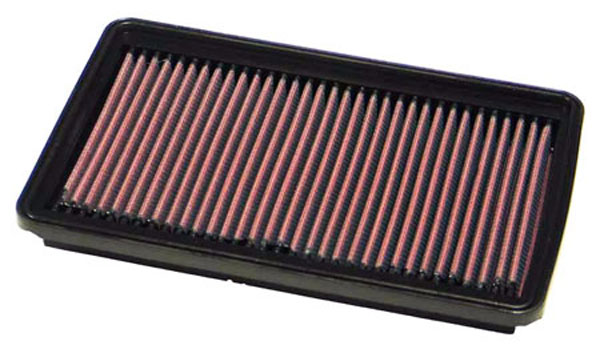 K&N Filter (33-2161) K&N Air Filter For Hyundai Accent 1.5l / 1995-1999