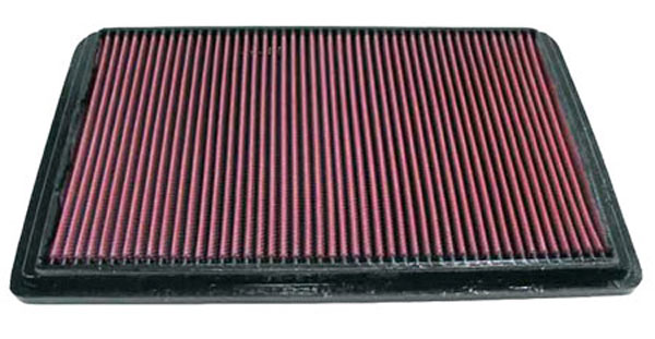 K&N Filter (33-2164) K&N Air Filter For Mitsubishi Montero 01-07 / Pajero 00-10