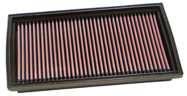 K&N Filter 33-2166: K&N Air Filter For Saab 9-3 / 1998-2000 (item Only Replaces Oem # 4236030)