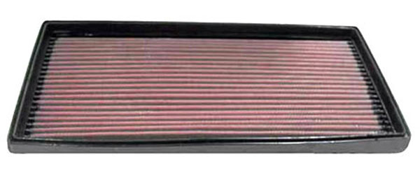 K&N Filter 33-2169: K&N Air Filter For Kia Sephia 1.8l I4; 2000