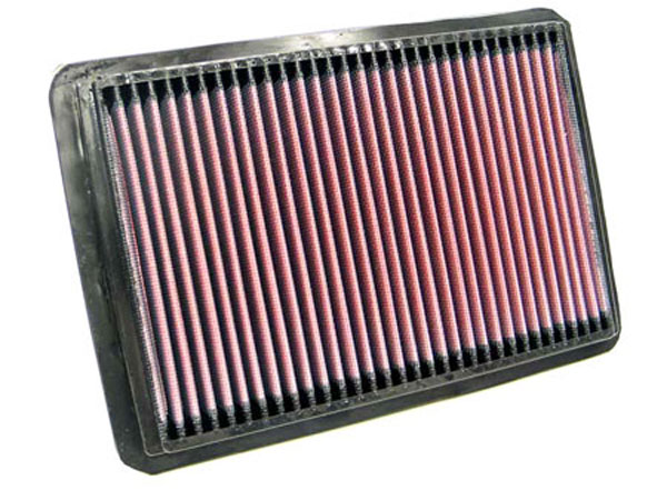 K&N Filter 33-2171: K&N Air Filter For Fiat Punto 80 & Brava 1.2l 16v; 2000