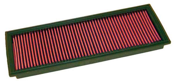 K&N Filter 33-2172   K&N Air Filter For Seat Ibiza 1.6L & 1.8L; 1998-2004