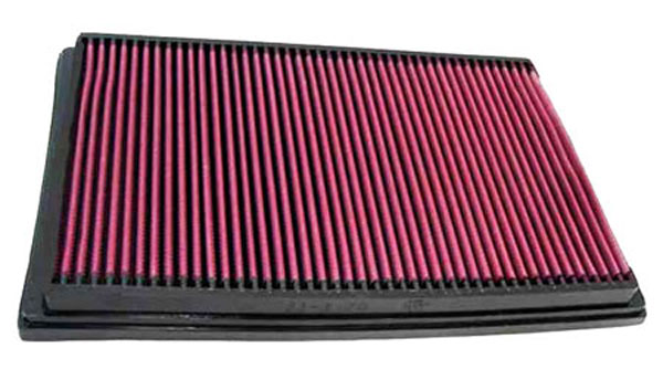 K&N Filter 33-2176: K&N Air Filter For Volvo S60/xc70 00-08 / S80 05-06 / V70 00-07