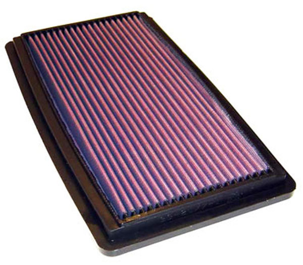 K&N Filter 33-2177-1 | K&N Air Filter For Mazda Mpv 2.5L; 1998-2006