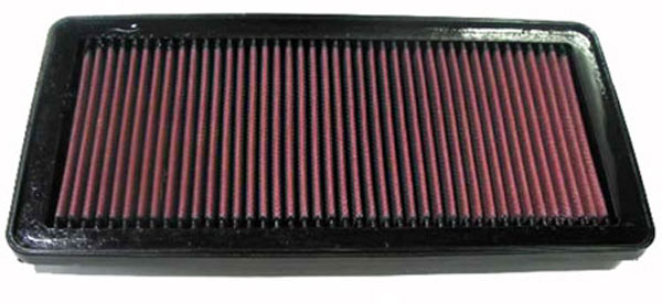 K&N Filter 33-2178 | K&N Air Filter For Acura CL -S 3.2L V6; 2001-2003