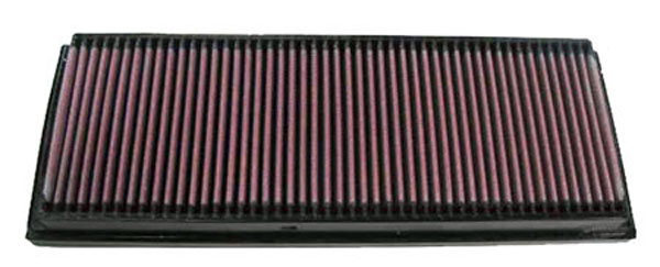 K&N Filter 33-2181: K&N Air Filter For Mercedes C / Clk / E / Gl / Ml / R / S / Sl-class 98-10