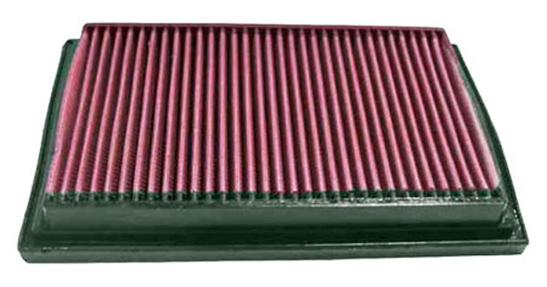 K&N Filter 33-2182: K&N Air Filter For Hyundai Accent 1.5l-i4; 2000