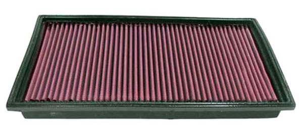 K&N Filter 33-2183: K&N Air Filter For Mercedes Benz Clk430 4.3l V8; 1999-00