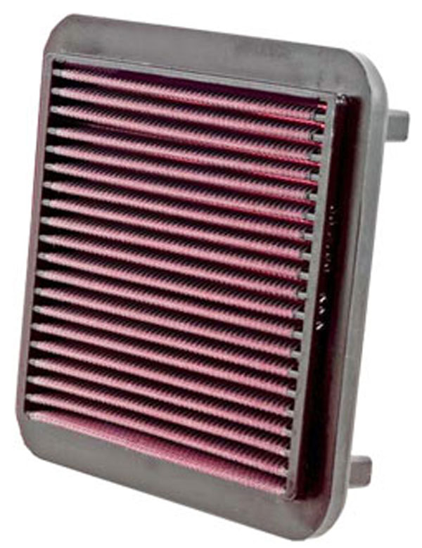 K&N Filter 33-2186: K&N Air Filter For Toyota Prius 1.5l-i4; 2001