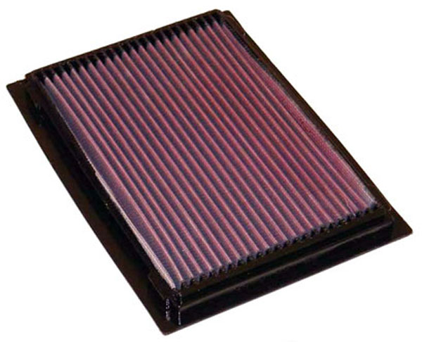 K&N Filter 33-2187: K&N Air Filter For Ford Escape 01-10; Maz Tribute 01-09; Mer Mariner 05-09