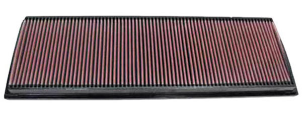 K&N Filter 33-2189: K&N Air Filter For Porsche 911 3.6l F6 Twin Turbo; 2001