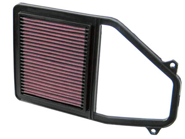 K&N Filter 33-2192: K&N Air Filter For Honda Civic 1.7l L4 2001-2005