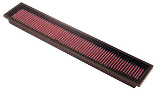 K&N Filter 33-2193: K&N Air Filter For Mercedes C200 2.0l I4; 2001