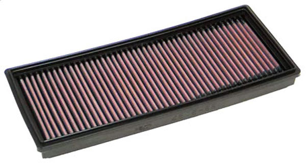 K&N Filter (33-2197) K&N Air Filter For Fiat Punto Ii 1.2l-16v 80 Hp; 2000
