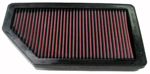 K&N Filter 33-2200 | K&N Air Filter For Acura Mdx 3.5L V6; Honda Pilot 3.5L V6; 2001-2008
