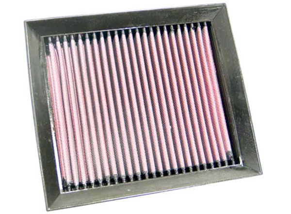 K&N Filter (33-2202) K&N Air Filter For Hyundai Accent 1.6l-i4 (leaded-fuel Applications); 2001