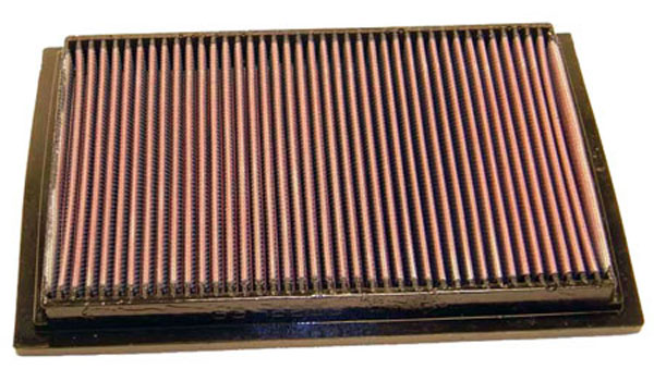 K&N Filter 33-2203   K&N Air Filter For Volkswagen Sharan 2.8L-v6 / 1.8L-i4 Turbo / 1.9L-i4 Tdi / & 2.0L-i4; 2000-2010