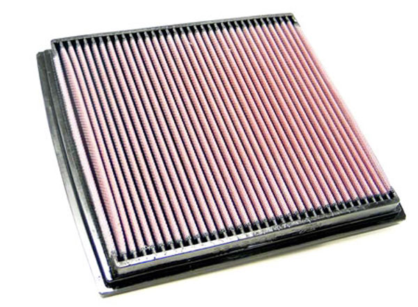 K&N Filter 33-2205 | K&N Air Filter For Mercedes S400 4.0L-v8 Cdi Turbo-diesel; 2000-2006