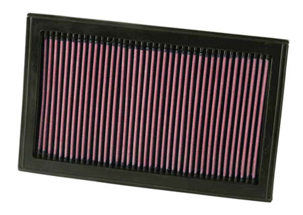K&N Filter 33-2207 | K&N Air Filter For Ford / merc Explorer / mountaineer; Lin Aviator; 2002-2005