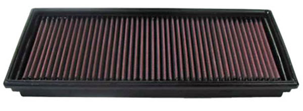 K&N Filter 33-2210 | K&N Air Filter For Ford Mondeo 1.8L & 2.0L; 2000-2007