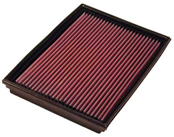 K&N Filter 33-2212 | K&N Air Filter For Vaux / opel Corsa C 1.0l / 1.2l / & 1.4l; 2000-2010