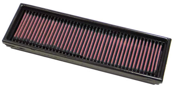 K&N Filter 33-2215: K&N Air Filter For Renault Clio ii & Megane 1.9l-cdi; 2000-2001