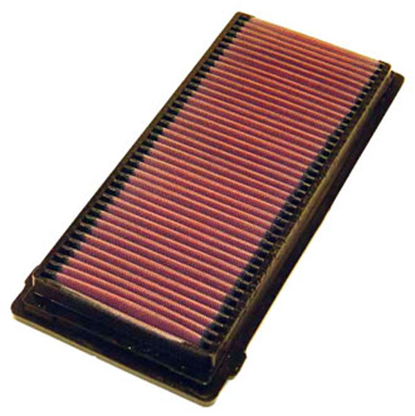 K&N Filter 33-2218: K&N Air Filter For Alfa Romeo 147 1.6l-i4 16v & 2.0l-i4 16v; 2001