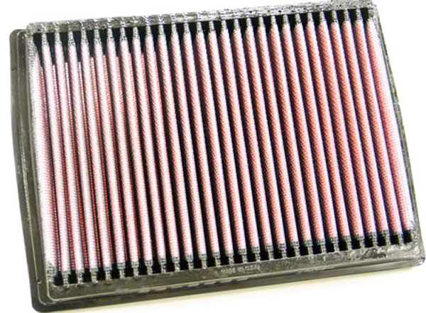 K&N Filter 33-2222 | K&N Air Filter For Mazda Demio 1.3L-16v; 1991-2003