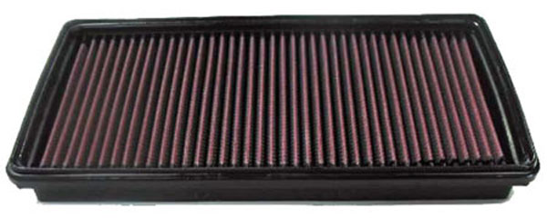 K&N Filter (33-2225) K&N Air Filter For Chevy Astro / Gmc Safari 4.3l-v6; 1996-2005
