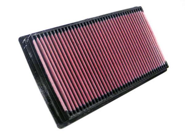 K&N Filter 33-2228 | K&N Air Filter For Alfa Romeo 147 1.9L-i4(jtd); 2000-2008