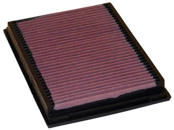 K&N Filter 33-2231 | K&N Air Filter For Bmw 325i 00-05 / 325ci 00-07 / X3 04-06 / 330ci 00-06