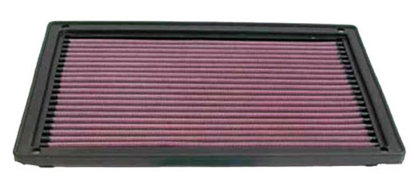 K&N Filter 33-2232 | K&N Air Filter For Subaru Legacy 90-04 / Impreza 92-07 / Forester 97-05 / Loyale 90-94