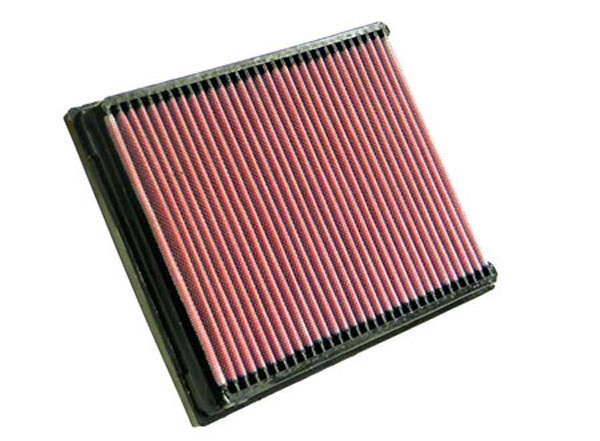 K&N Filter 33-2237: K&N Air Filter For Renault Laguna Ii 1.9l-l4 Cdi & 3.0l-v6; 01-02