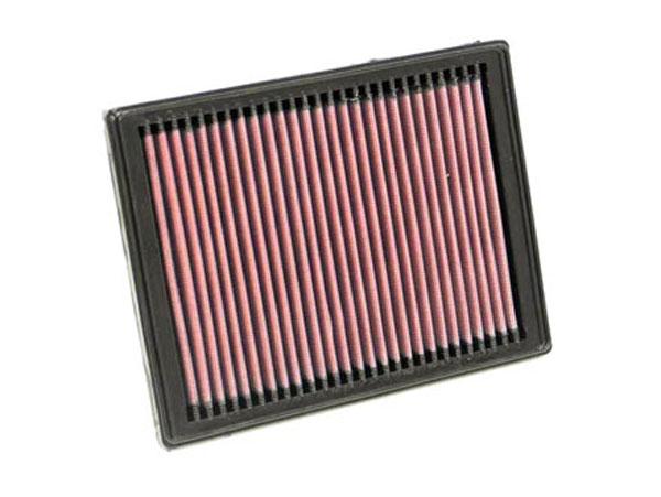 K&N Filter 33-2239 | K&N Air Filter For Mini Cooper 1.6l L4 / 2000-2008