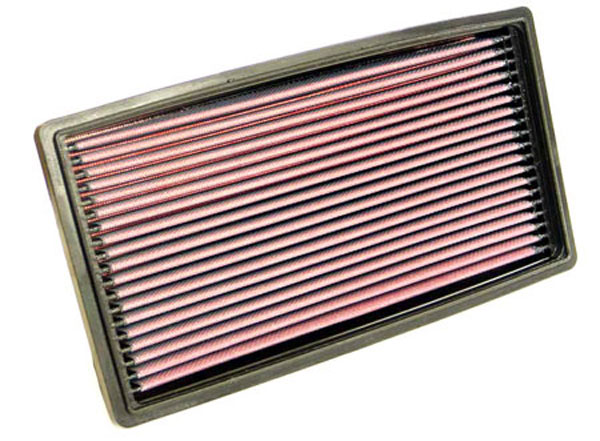 K&N Filter 33-2242: K&N Air Filter For Vaux / opel Agila 1.0l / L3 / 12v & 1.2l / L4 / 16v