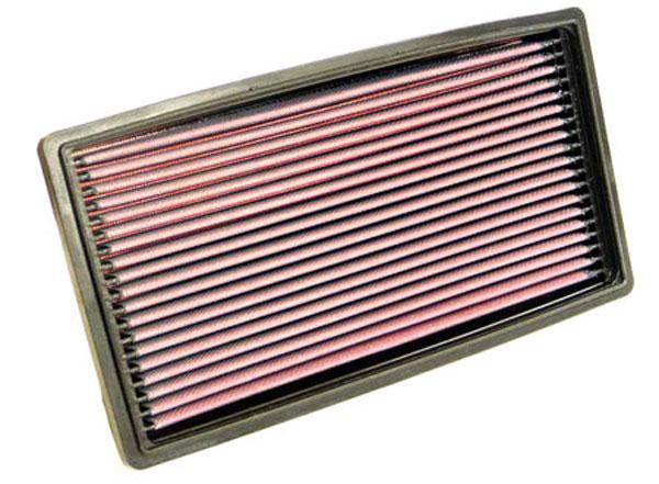 K&N Filter 33-2242 | K&N Air Filter For Vaux / opel Agila 1.0l / L3 / 12v & 1.2l / L4 / 16v