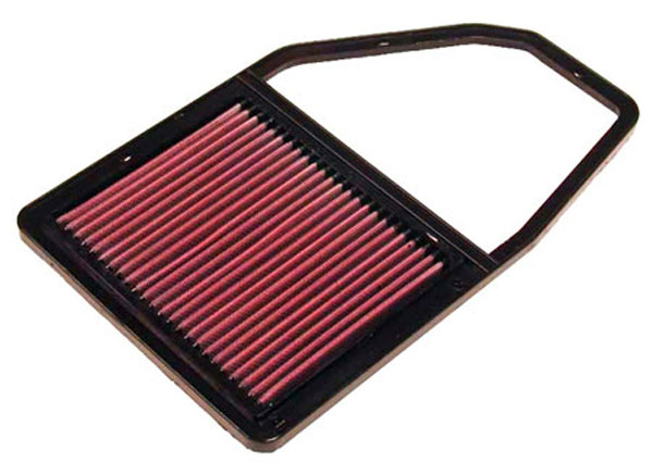K&N Filter 33-2243: K&N Air Filter For Honda Stream 1.7l-i4; 2001