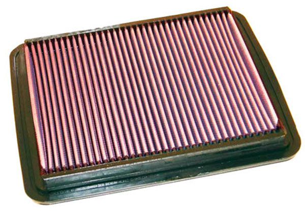 K&N Filter 33-2249: K&N Air Filter For Saturn Vue 02-07 / Aura 07-09; Suz Xl-7 07-09